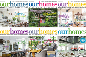 Spring 2018 Digital Editions of OUR HOMES