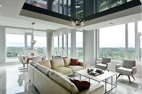 Captivating Penthouse View Atop Ottawa Stadium