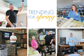 PEOPLE // London // Trending for Spring
