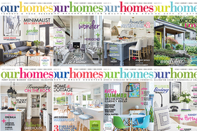 Summer 2018 Digital Editions of OUR HOMES