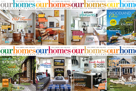Fall 2018 Digital Editions of OUR HOMES