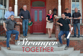 PEOPLE // Southern Georgian Bay // Stronger Together