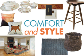 STYLE PICKS // Grey & Bruce Counties // Comfort and Style