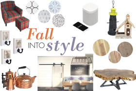 BARRIE // Style Picks // Fall into Style