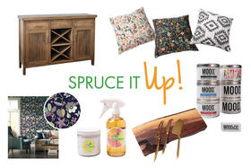 STYLE PICKS // London // Spruce it Up!