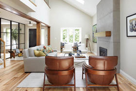 Balancing Rustic, Industrial and Vintage Styles