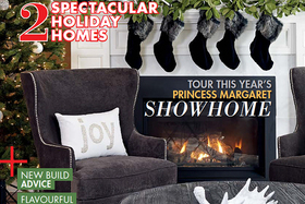 On Stands: OUR HOMES Oakville Holiday/Winter 2018/19