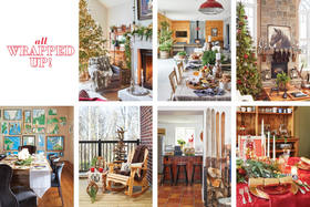 7 Homes All Wrapped Up for the Holidays
