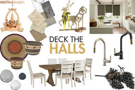 STYLE PICKS // Barrie // Deck the Halls
