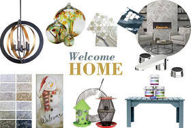 STYLE PICKS // Guelph-Elora-Orangeville // Welcome Home