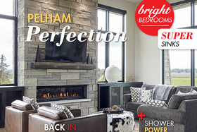 On Stands: OUR HOMES Niagara Winter 2018/2019