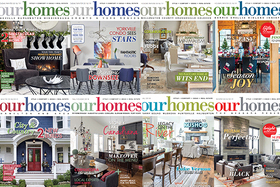Winter 2018/2019 Digital Editions of OUR HOMES