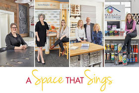 PEOPLE // Oakville-Burlington-Mississauga // A Space That Sings