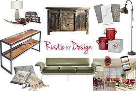 STYLE PICKS // Hamilton // Rustic by Design