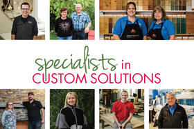 PEOPLE // Grey & Bruce // Specialists in Custom Solutions