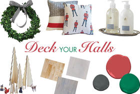 STYLE PICKS // Cambridge-Kitchener-Waterloo // Deck Your Halls