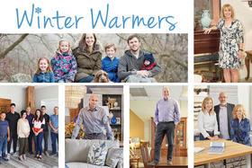 PEOPLE // Toronto-York Region // Winter Warmers
