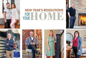 PEOPLE // Ottawa // Resolutions for Your Home