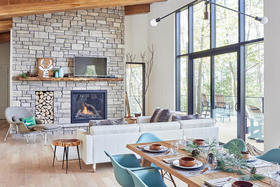 Grand Bend Beach House is Quietly Contemporary