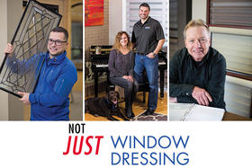 PEOPLE // Windsor // Not Just Window Dressing