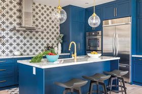 High-Performance Home has Highly Inspired Kitchen
