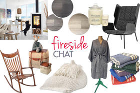 STYLE PICKS // Southern Georgian Bay // Fireside Chat