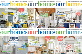 Spring 2019 Digital Editions of OUR HOMES