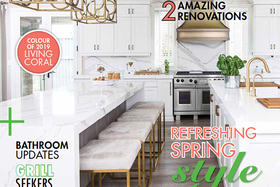 On Stands: OUR HOMES Windsor Spring 2019