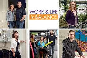PEOPLE // Niagara // Work & Life in Balance
