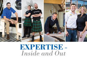 PEOPLE // Windsor // Expertise Inside and Out