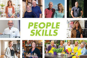 People Skills: Barrie-Midland-Orillia Business Owners at Work & Home