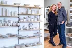Modern Potter: Dotti Potts Studio & Gallery