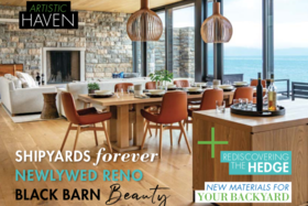 OUR HOMES Southern Georgian Bay Summer 2019 is ON STANDS!