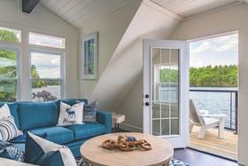 Muskoka Coastal: A Cottage & Boathouse with Views for Days