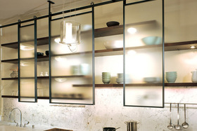 Modernize Kitchen Cabinets With Doors Alternatives