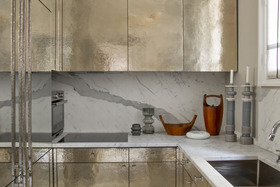 Kitchen Trends: Metal In Your Kitchen Design