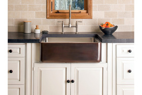 Kitchen Trends: Apron-Front Sinks