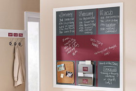 Make Your Own Blackboard Paint in any Colour