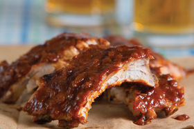 Get Out of the Kitchen and onto the Patio with BBQ Ribs
