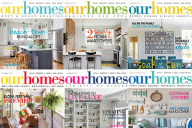 Summer 2017 Digital Editions of OUR HOMES