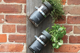 Three Creative Herb Gardens for the Porch, Window or Wall