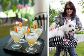 Kimberley Seldon's Go-to Mocktail Recipe: Aqua Fresca
