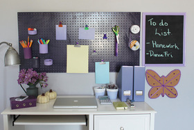 How to Design a Personalized a Homework Station