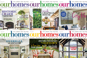 Fall 2017 Digital Editions of OUR HOMES