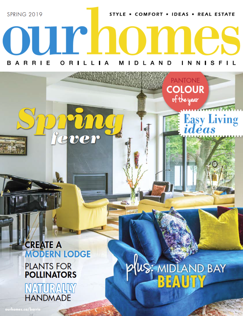 OUR HOMES Barrie Spring 2019