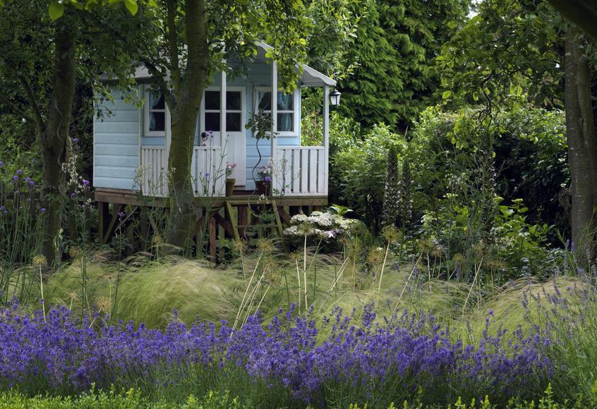 Wendy House, Joanne Winns Garden Design