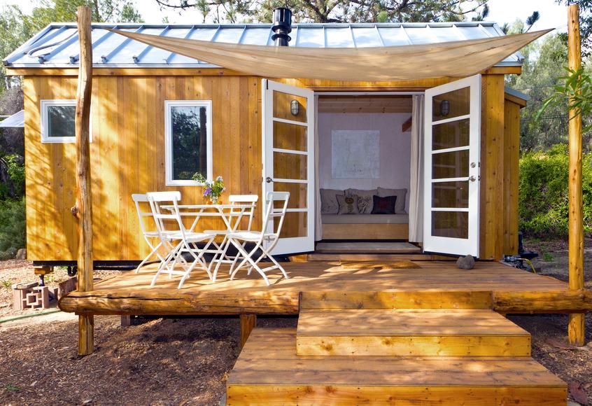 Tiny House, Sol Haus Design
