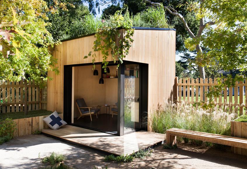 Backyard Room Prefabs, The Backyard Room by ArchiBlox